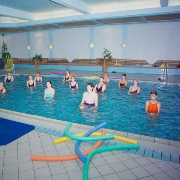 018 aqua fitness